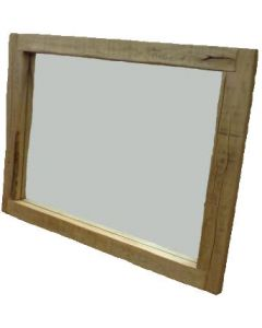 Rustic Mirror - The Tuscan Style