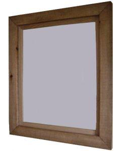 Rustic Mirror - Style No1 - Double Square