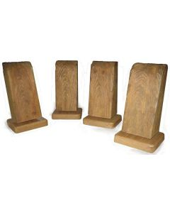 Beach Groyne jewellery Stands - small set of 4