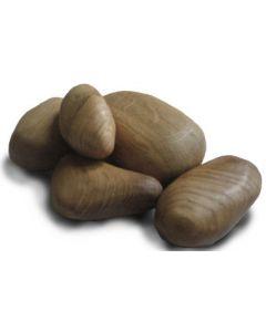 Wooden stones Set of 5 (Light Oak)