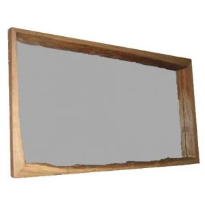 Rustic Mirror - The Waney Edge
