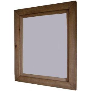 Rustic Mirror - Style No1 - Double Square