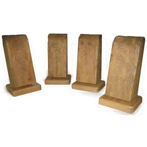 Set of Beach Groyne jewellery Stands - small