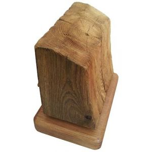 Single Beach Groyne jewellery Stand - medium double