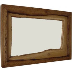 Rustic Mirror - The Shabby Chic Double