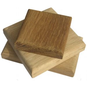 Small 3x3 Presentation Plinth Set of 10 (cushion style)