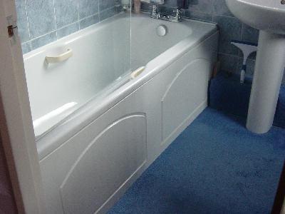 Bathroom Suite work in progress