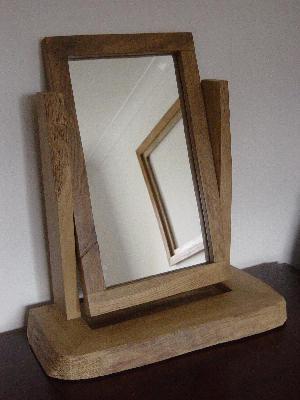 Bathroom Vanity Mirror work Completed