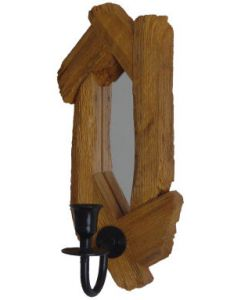 Past Times Mirror Small - Sconce