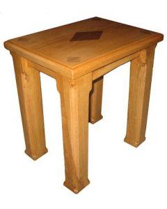 Diamond Rustic Coffee Table  - Style 1