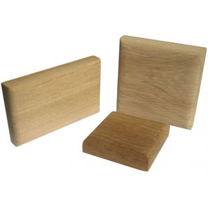 Small 3x3 Presentation Plinth Set of 5 (cushion style)