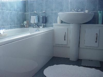 Bathroom Suite work Completed
