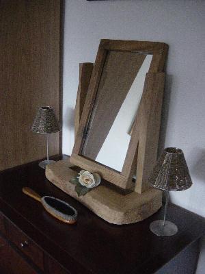 Bathroom Vanity Mirror Completed